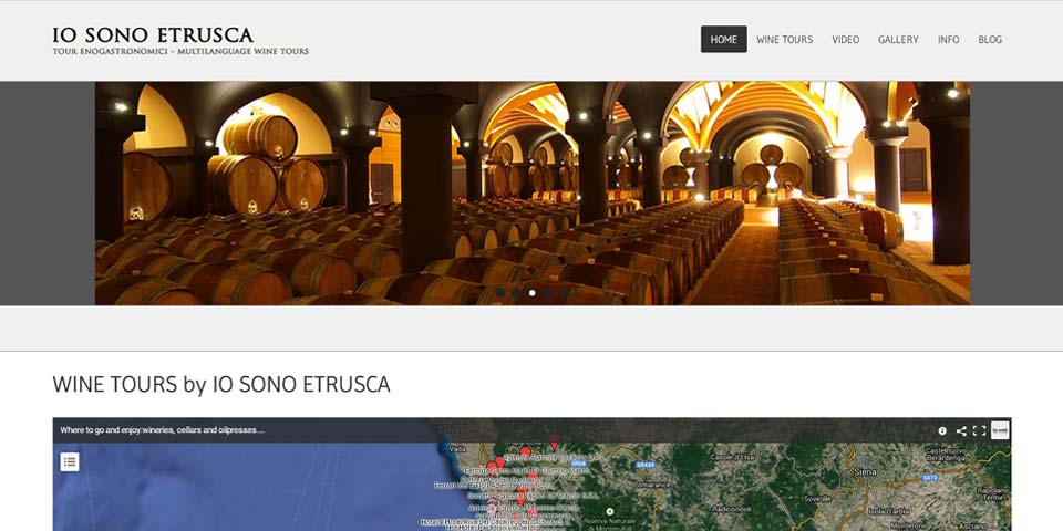"Wine Tours by ""Io Sono Etrusca"""