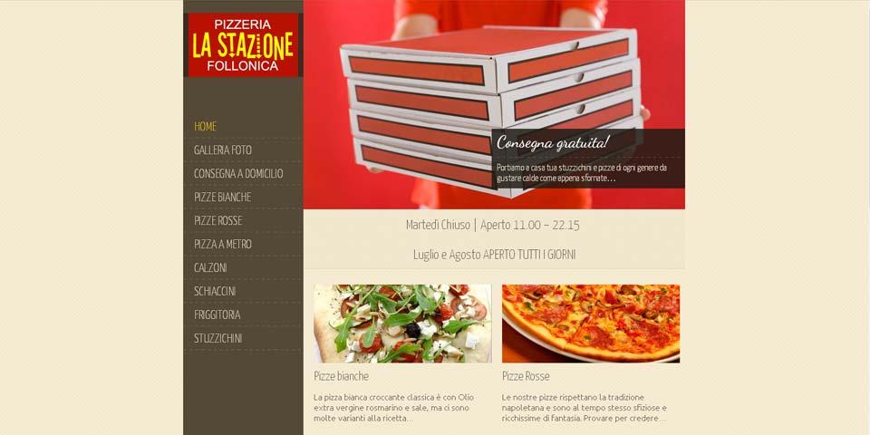 """Pizzeria """"La Stazione"""""""