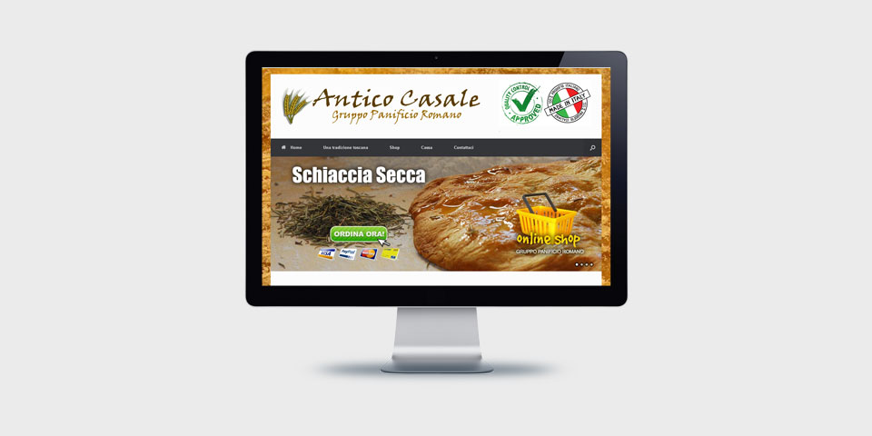 SchiacciaSecca.it<br>Pane Maremma