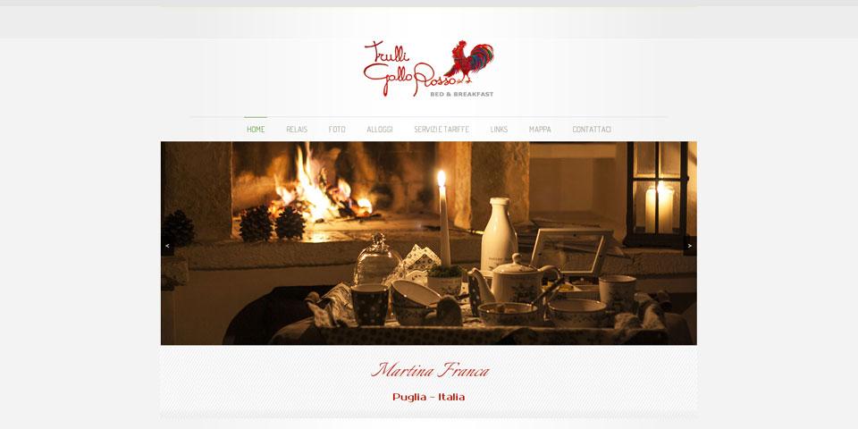 Trulli gallo rossomartina franca ta to web it siti - Martina franca mobili ...
