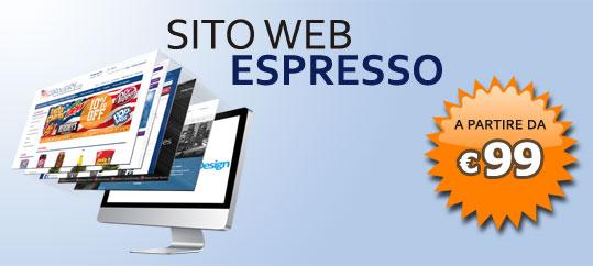Sito-Web a basso costo