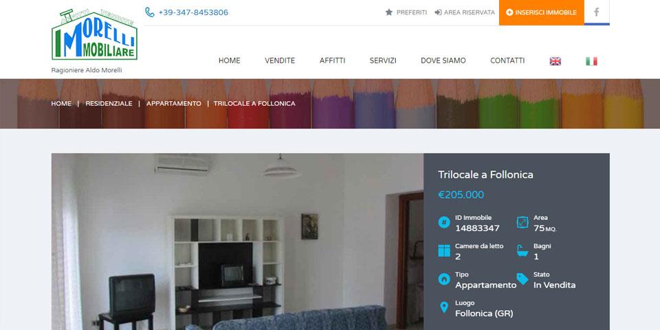 Immobiliare Aldo Morelli<br>Follonica (GR)