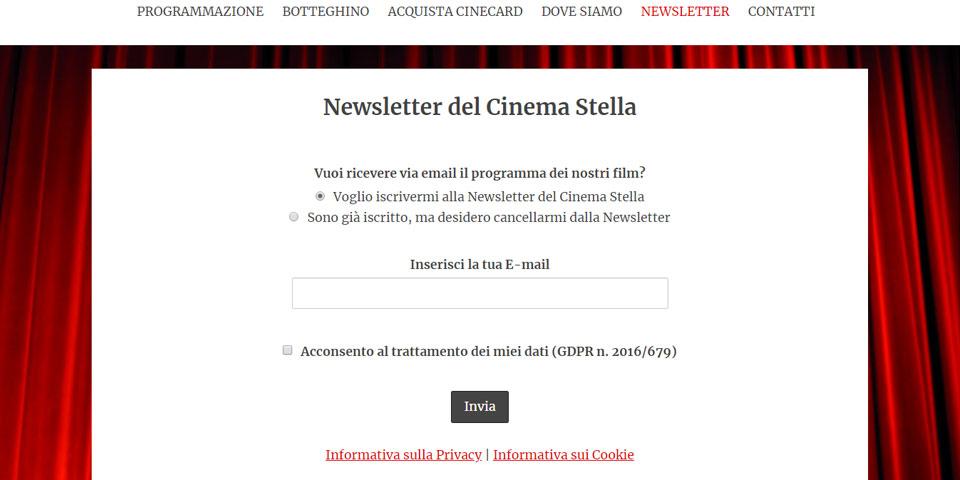 Cinema Stella Grosseto